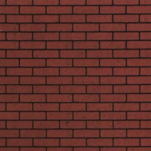 Burned Red Brick